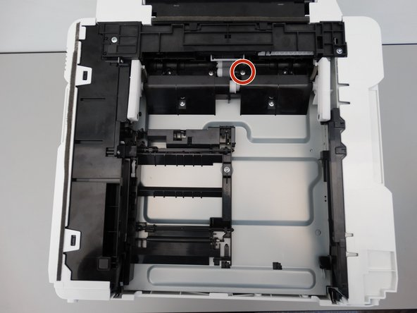 تعویض رول های پرینتر HP Color LaserJet Pro MFP M277dw