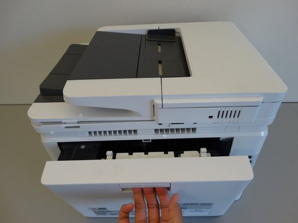 تعویض نمایشگر پرینتر HP Color LaserJet Pro MFP M277dw