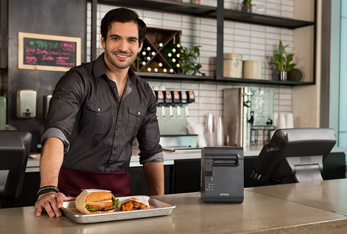 راهنمای خرید فیش زن رستوران، مقایسه فیش زن حرارتی یا سوزنی خرید فیش زن رستوران ، فیش زن حرارتی یا سوزنی