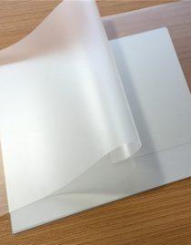طلق پرس میکرون 150 شفاف A3