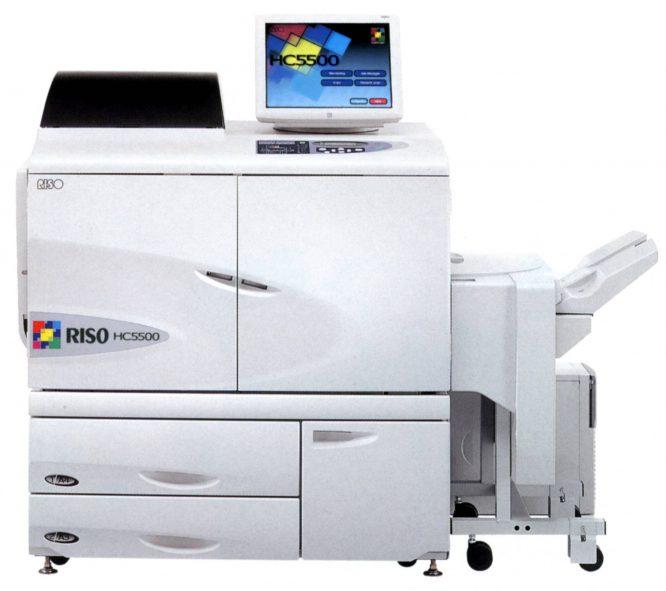 ریسوگراف hc5500