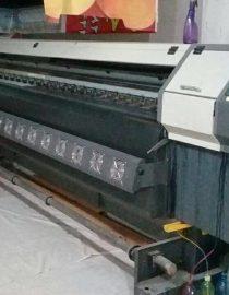 دستگاه چاپ بنر 4 هد کونیکا